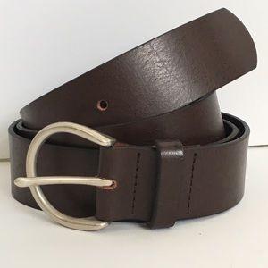 GAP Brown Split Leather Belt